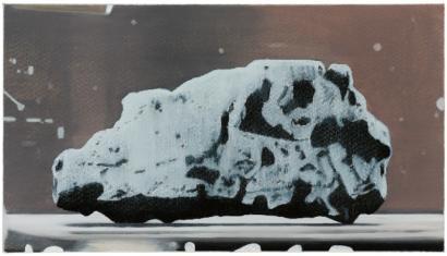 Eberhard Havekost, Materie 1 (3/3), B12/13, 2012 – 2013. Courtesy of Galerie Gebr. Lehmann and Anton Kern Gallery.