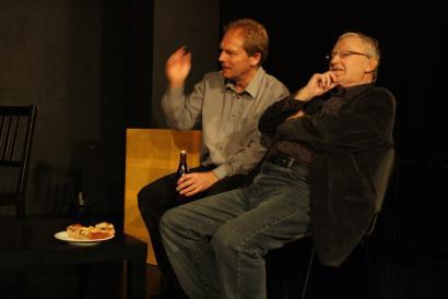 Diskusní večer v Divadle Kámen
