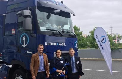 Kühne + Nagel na kongresu EASTLOG 1