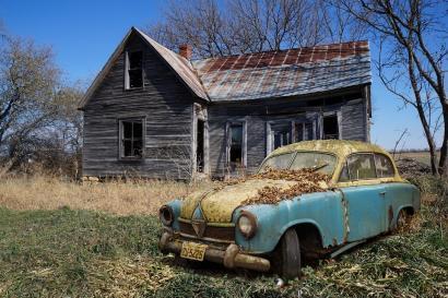 Jak postupovat při likvidaci automobilu
