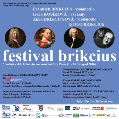 Festival Brikcius 2016 - http://Festival.Brikcius.com