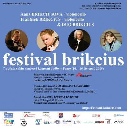 Festival Brikcius 2018 - http://Festival.Brikcius.com