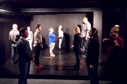 Divadlo Kámen: workshop