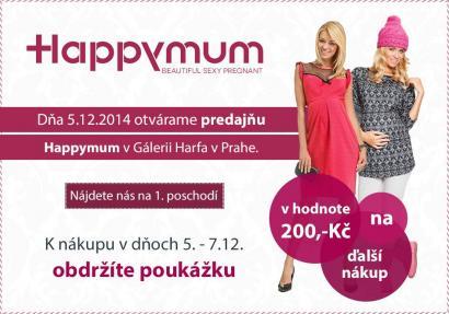 f60e0558b9 Luxusné tehotenské oblečenie Happymum