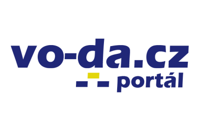 Logo portálu vo-da.cz