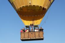 Let balonem je událost, kterou musíte zažít