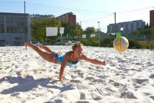 Beach volejbal vás dostane do letní pohody