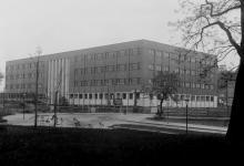 Budova NZM Praha
