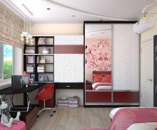 Malý pokoj pro děti