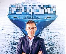 Miroslav Pudil, ředitel Kühne + Nagel, fotil Libor Fojtík