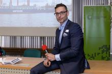 Miroslav Pudil z Kühne + Nagel ČR představil novinky v digitalizaci logistiky