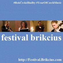 FESTIVAL BRIKCIUS - The 3rd chamber music concert series at the Stone Bell House (Autumn 2014) & the Year of Czech Music