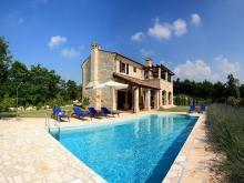 Ubytování v Chorvatsku - vily na Brači