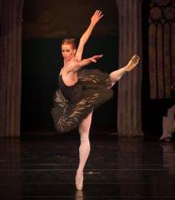 Sólista St.Petersburg Festival Ballet - Margarita Žučina