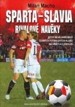 obálka knihy Sparta-Slavia