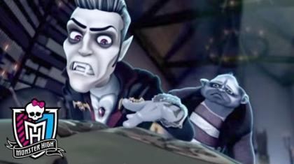 Ukázka z nového DVD Monster High - Kamera, Lebka, Jedem!