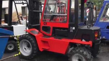 Video: Jak probíhá generální oprava vysokozdvižného vozíku Desta terénní řady DVHM 3522 TXK