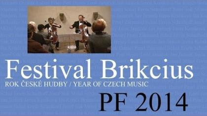 Festival Brikcius - Year of Czech Music 2014
