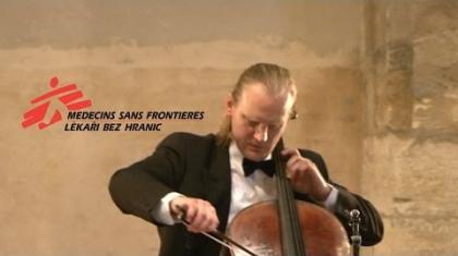 Benefiční koncert FESTIVAL BRIKCIUS - Lékaři bez hranic | Médecins Sans Frontières